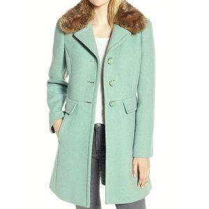 NWT Kate Spade Single-breasted Coat